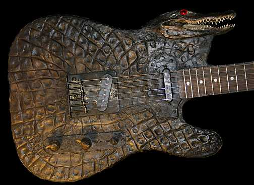 Alligator Guitar Telecaster Style